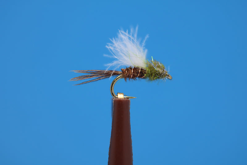 Baetis Emerger Olive