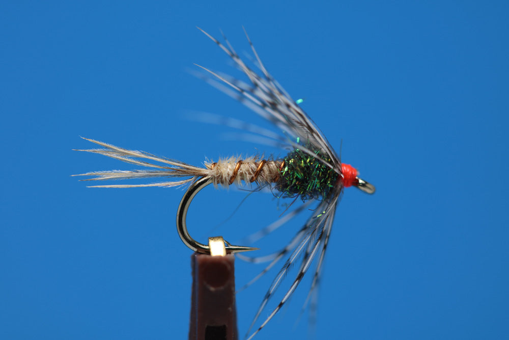 Blonde Pheasant Tail Soft Hackle
