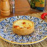 Quiche de Queijo Integral - 329 Kcal
