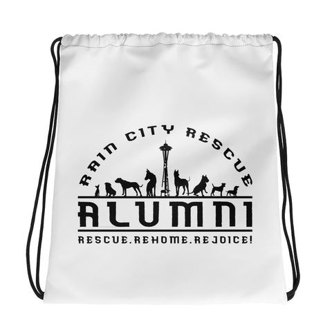 RCR Alumni - Drawstring bag