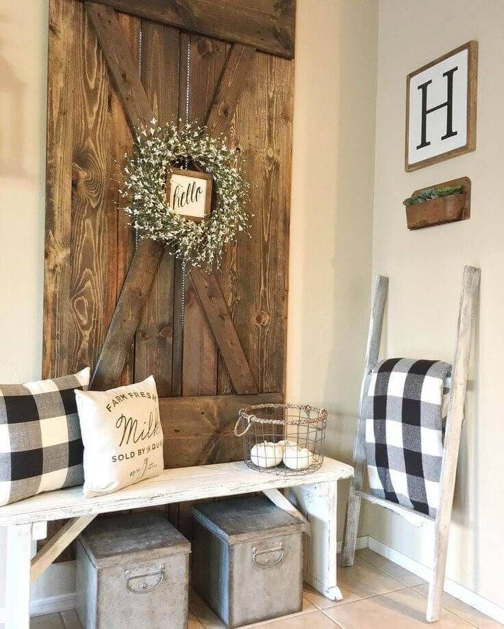 Cozy Farmhouse Wall Decor for the Corner of your Room
