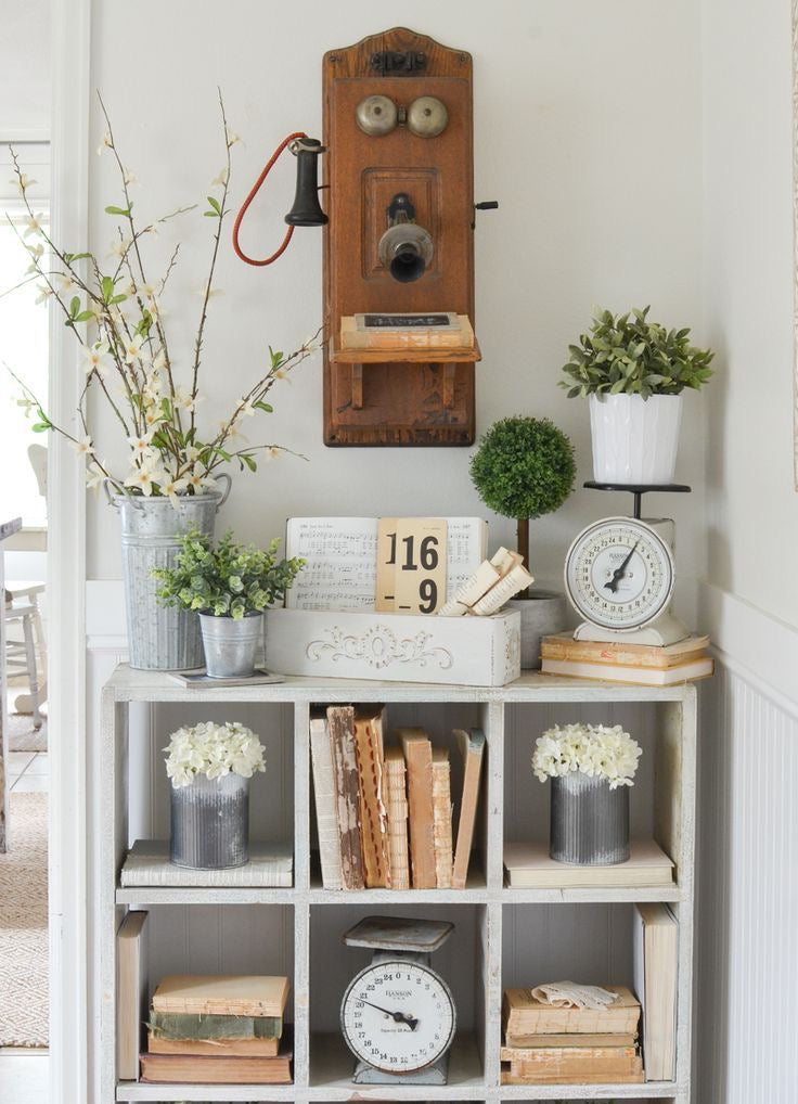 A Complete Modern Farmhouse Arrangement