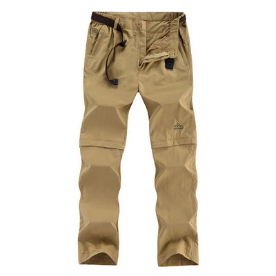 Hiking Pants - Waterproof Camping Trekking Fleece Outdoor Hiking Pants - Living MNML