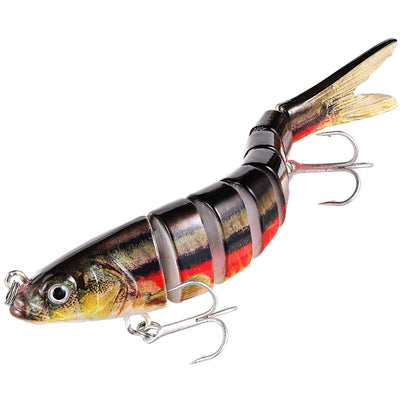 Dancing Minnow Fishing Lure - Living MNML