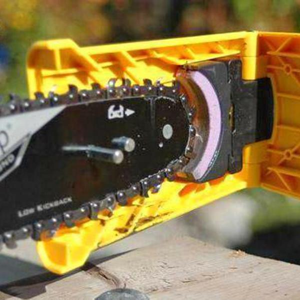 Chainsaw Teeth Sharpener - Living MNML