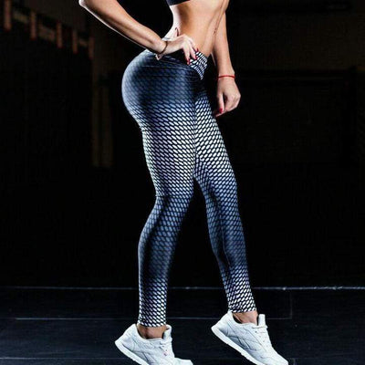 Anti-Cellulite Compression Slim Leggings - Living MNML