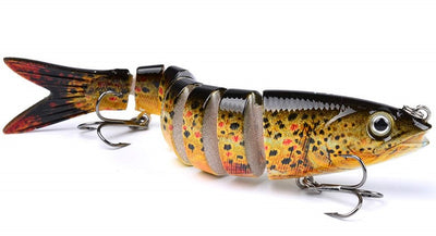 Dancing Minnow Fishing Lure