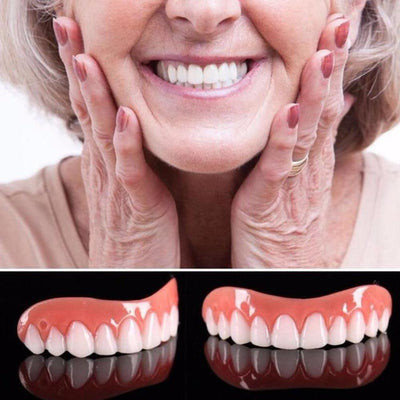 Snap On Smile Cosmetic Denture Upper - Living MNML