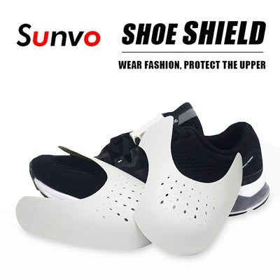Anti Crease Shoe Shield for Sneakers PE TPR