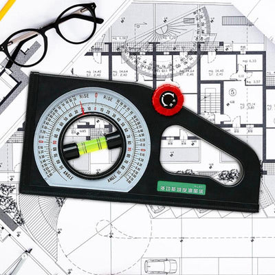 Magnetic Angle Bevel Protractor Declinometer - Living MNML