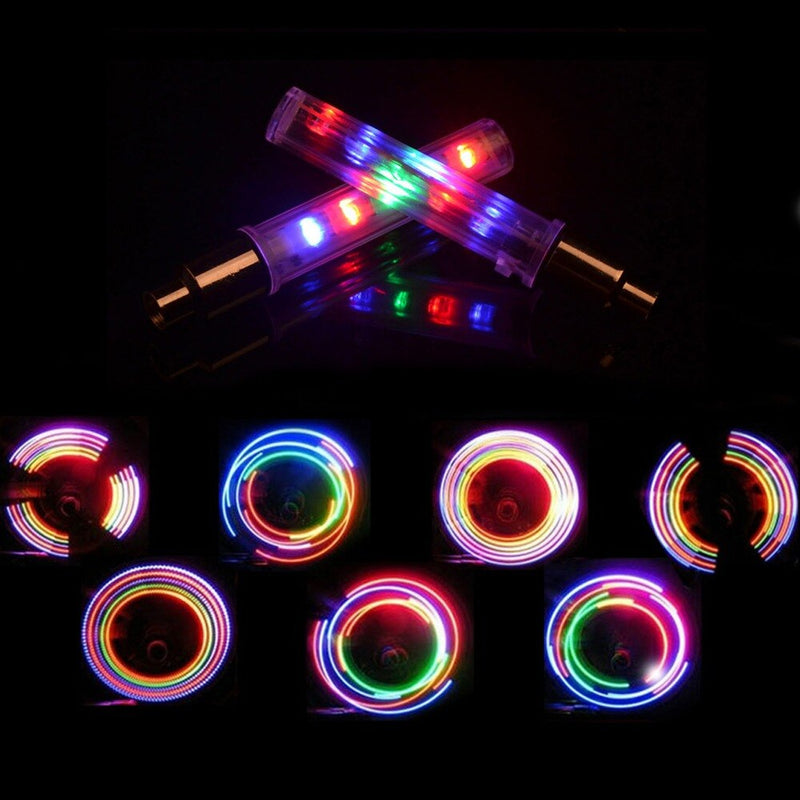 Waterproof Led Wheel Lights - FREE SHIPPING INCLUDED - Living MNML