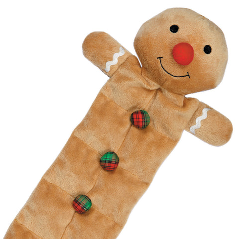 Griggles Holiday Squaktaculars Toys - Gingerbread Man