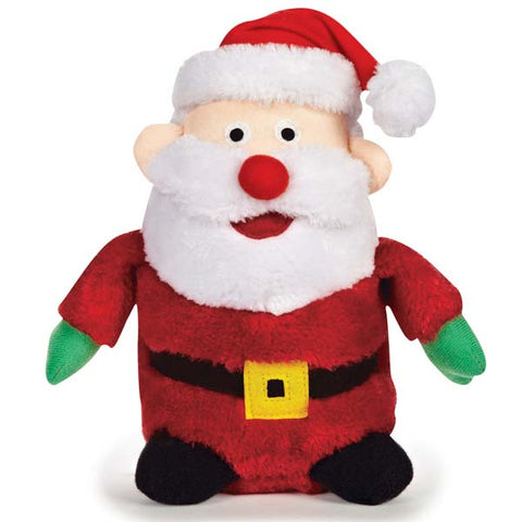 Zanies Holiday Friends Santa Claus