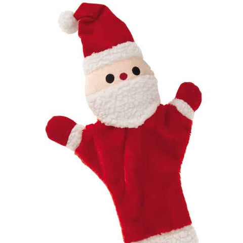 Zanies Holiday Festive Unstuffies Santa