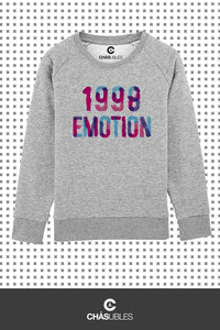 Sweat enfant « 1998 émotion » - CHASUBLES