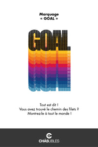 Sweat femme « Goal » - CHASUBLES