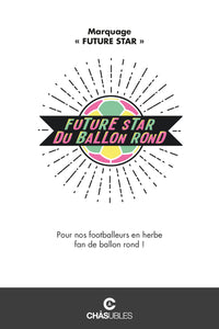 T-Shirt enfant « Future Star » - CHASUBLES