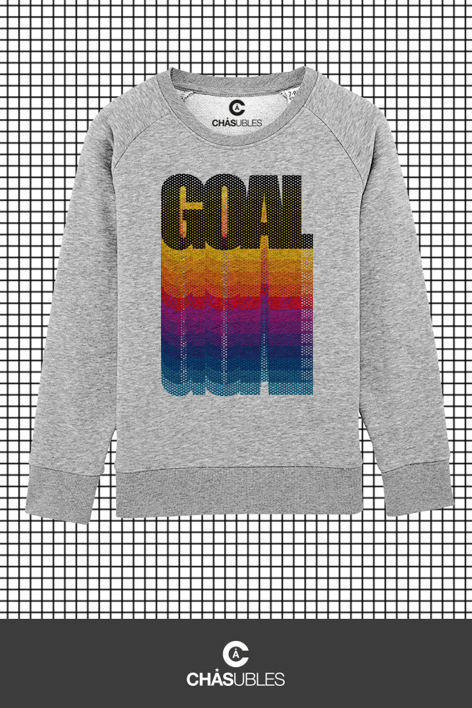 Sweat enfant « Goal » - CHASUBLES