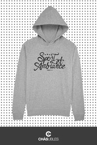 Hoodie  homme/femme « Sport et Ambiance » - CHASUBLES