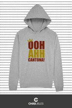 Charger l'image dans la galerie, Hoodie femme/homme « OOH AHH Cantona ! » - CHASUBLES