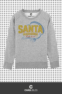 Sweat enfant « Santa Maradona » - CHASUBLES
