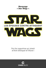 Charger l'image dans la galerie, Hoodie  homme/femme « Star Wags » - CHASUBLES