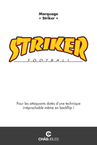 T-Shirt enfant « Striker » - CHASUBLES
