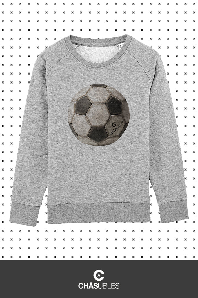 Sweat enfant « Old School Ballon »