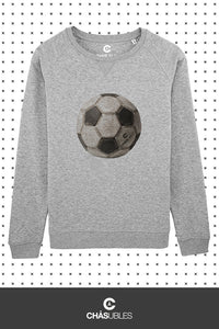Sweat Femme « Old School Ballon »