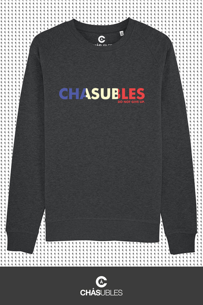 Sweat  homme « Bleu, Blanc, Rouge » - CHASUBLES