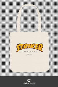 Tote bag  « Striker » - CHASUBLES