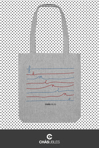 Tote bag  « Féminine » - CHASUBLES