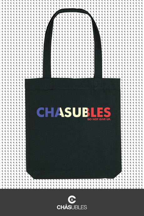 Tote bag  « Bleu, Blanc, Rouge » - CHASUBLES