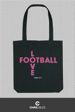 Charger l'image dans la galerie, Tote bag  « Love Football » - CHASUBLES