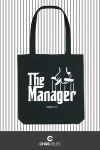 Tote bag  « The Manager » - CHASUBLES