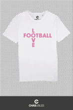 Charger l'image dans la galerie, T-Shirt  homme « Love Football » - CHASUBLES