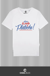 T-Shirt  homme « Platoche » - CHASUBLES
