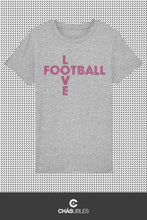 Charger l'image dans la galerie, T-Shirt enfant « Love Football » - CHASUBLES