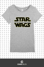 Charger l'image dans la galerie, T-Shirt  femme « Star Wags » - CHASUBLES