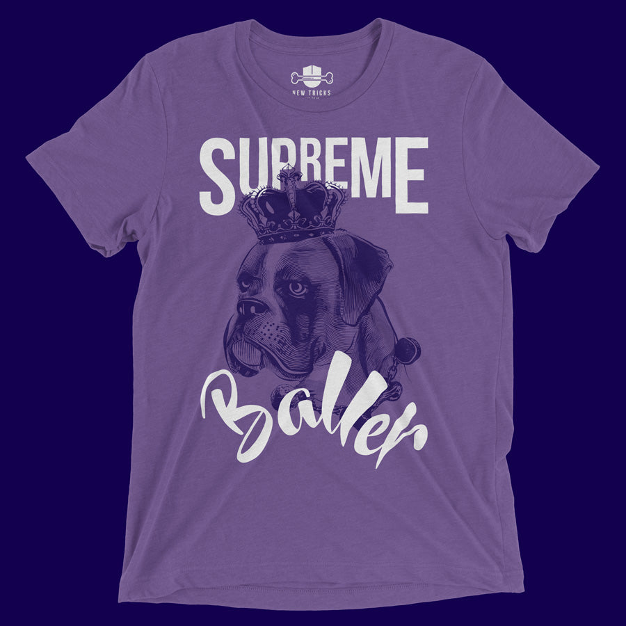 Baller Collection - Boxer - T-shirt - New Tricks Clothing