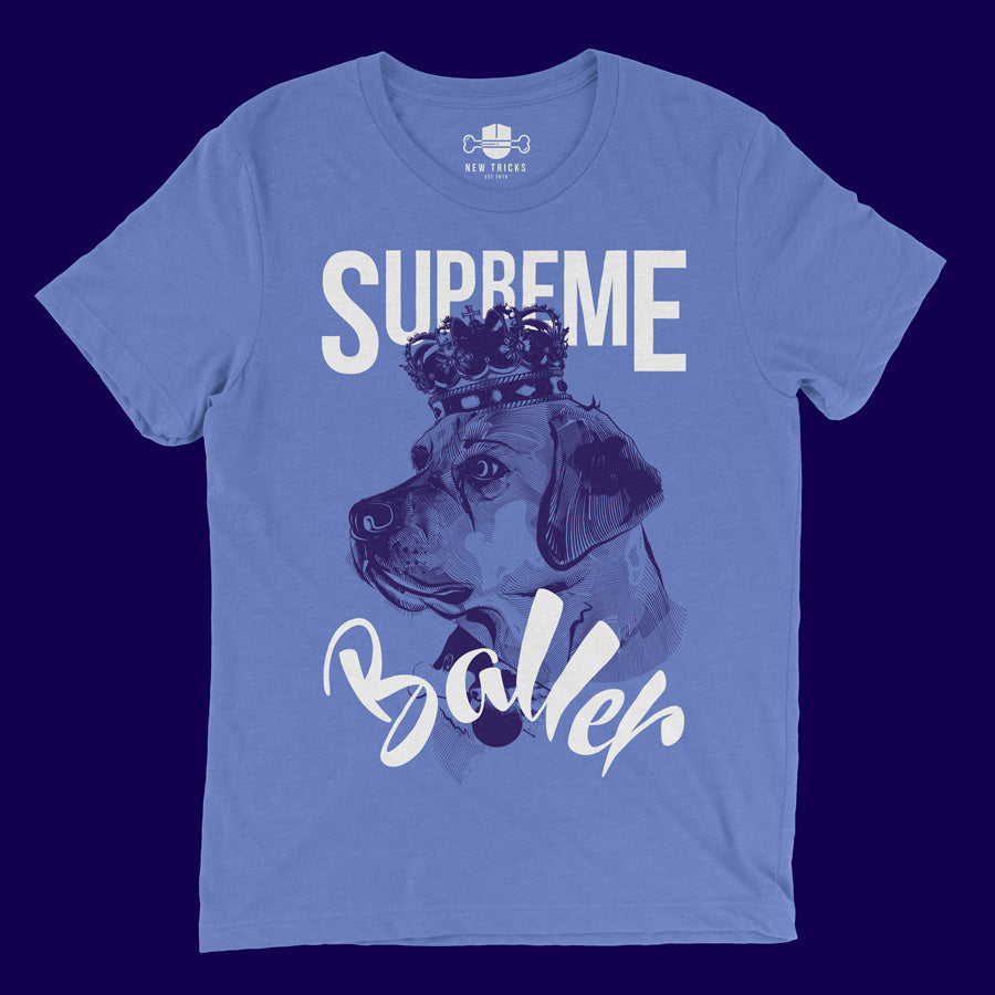 Baller Collection - Labrador - T-shirt - New Tricks Clothing