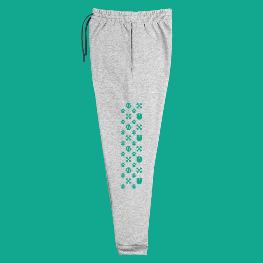 New Tricks Original - Green Logo - Joggers - New Tricks Clothing