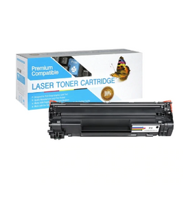 Compatible Canon 137  Black  Toner Cartridge (9435B001) - Brooklyn Toner