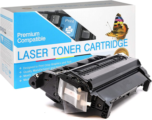 Compatible Toner Cartridge Replacement for HP 90A (CE390A)