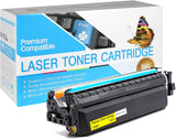 Compatible Canon 046H (1251C001AA) High Yield Yellow Toner Cartridge Replacement