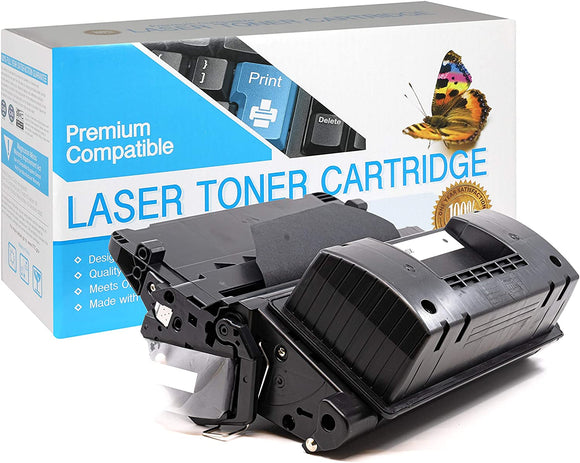 Compatible CE390X Black Toner Cartridge Replacement for HP 90X