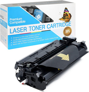 Compatible  Canon 052 Black Toner Cartridge Replacement for 2199C001