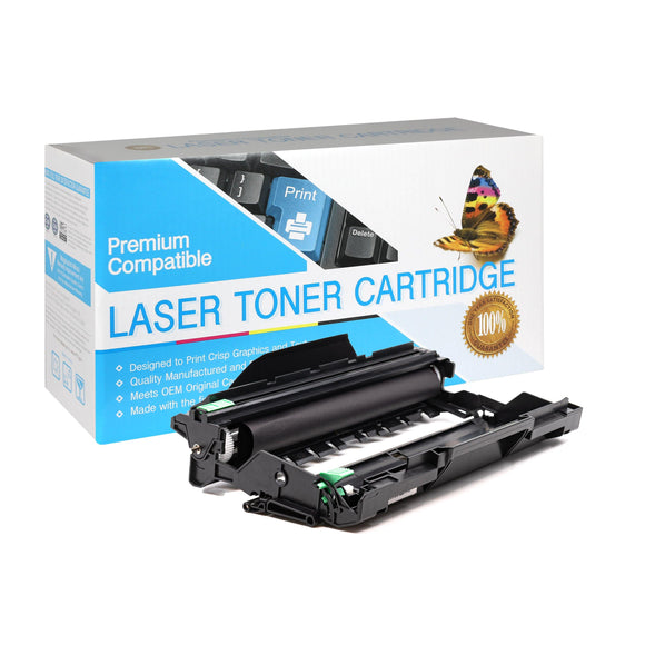 Compatible Brother DR730 Black Drum Cartridge (DR-730) - Brooklyn Toner