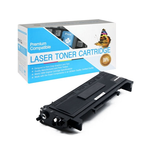 Compatible Brother TN350 Black Toner Cartridge (TN-350)