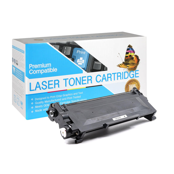 Compatible Brother TN450 Black Toner Cartridge (TN-450) - Brooklyn Toner